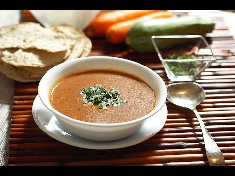 Vegetarian Mexican Bean Soup