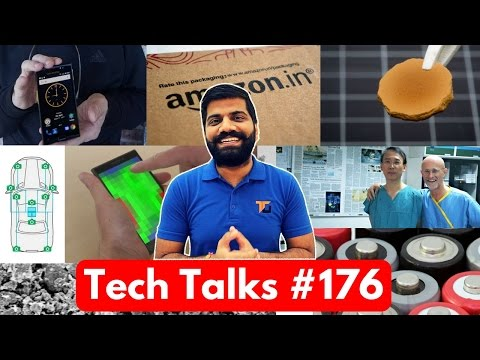 Tech Talks #176 - Samsung Leads, Apple Wireless Charging, Mars Brick, Pixel Support, Secure Phone