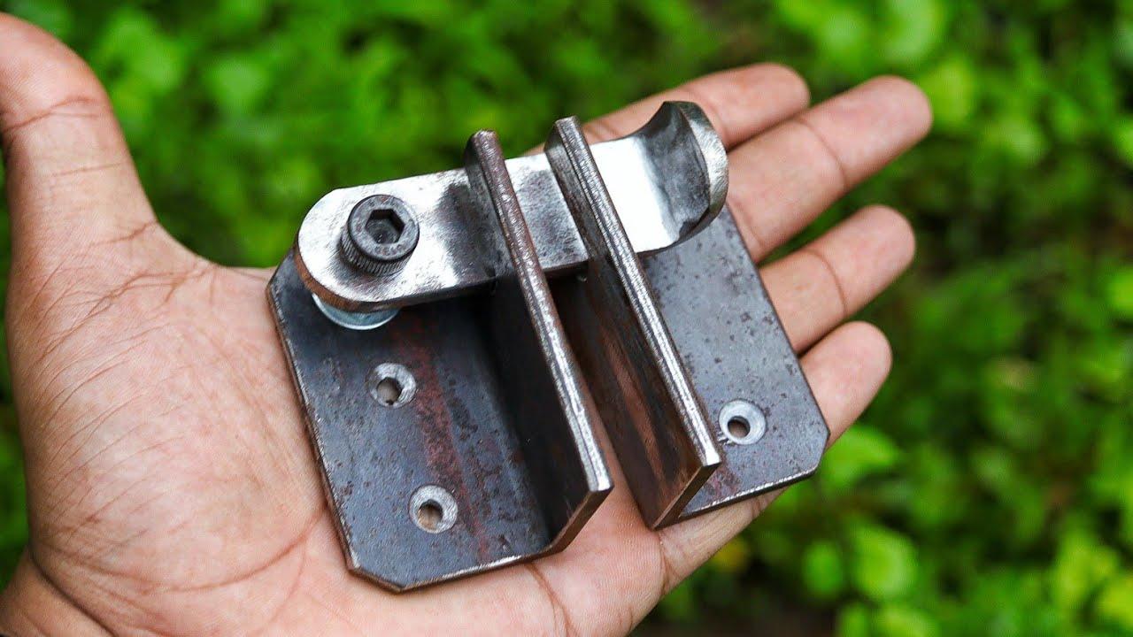 Gert idea for door locking mechanism