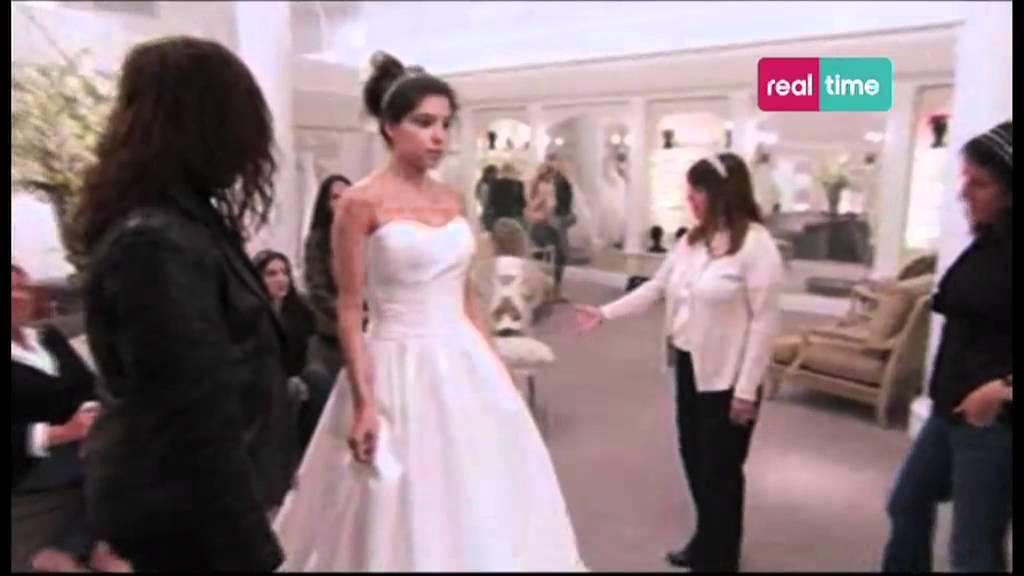 Abito da sposa cercasi - Jennifer - YouTube