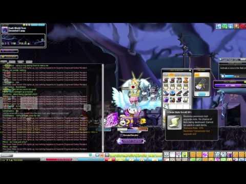 Maplestory Scrolling Superior Gollux Belt | FunnyCat TV