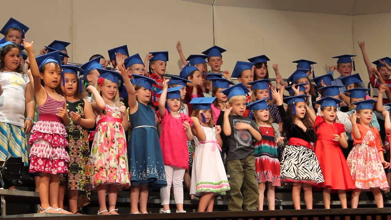 New York Kindergarten Graduation
