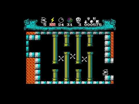 Sophia (2017) Walkthrough, ZX Spectrum