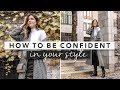 How to Dress with Confidence and be Confident in Your Style | by Erin Elizabeth