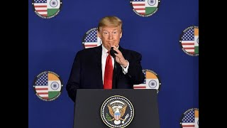 India probably highest tariff nation; If trade deal happens, it will be towards end of year: Trump