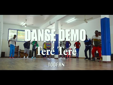 "Toofan - ""TERÉ TERÉ"" (Official Dance Demo)"