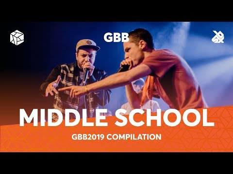 MIDDLE SCHOOL | Grand Beatbox Battle Tag Team 2019 Compilation