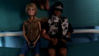 La figura de Barbie  1999 de mattel