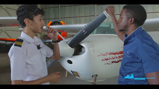 """How to Fly a Small Jet in South Africa    """"kutoka ughaibuni"""""""