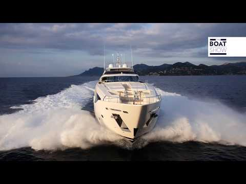 [ENG] CUSTOM LINE 108 - 4K Review - The Boat Show