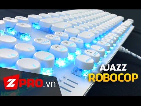 ZPRO.VN – Bàn phím cơ Ajazz Robocop