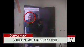 "Operacion ""Cisne negro"" es una mentira - Se cae montaje de Televisa 2016"