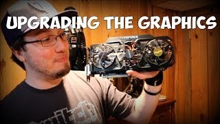 upgrading the graphics card