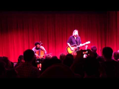 Jon Foreman - Your Love is Strong - Live Oak Music Hall and Lounge