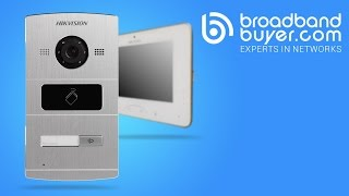 Introducing the Hikvision Smart Door Intercom System