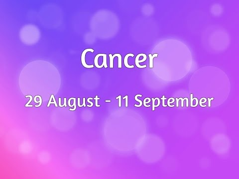 In-depth Cancer 29 Aug - 11 Sep GENERAL Reading Solar Eclipse