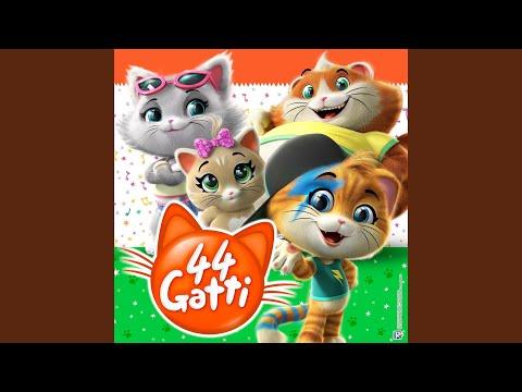 44 gatti la serie