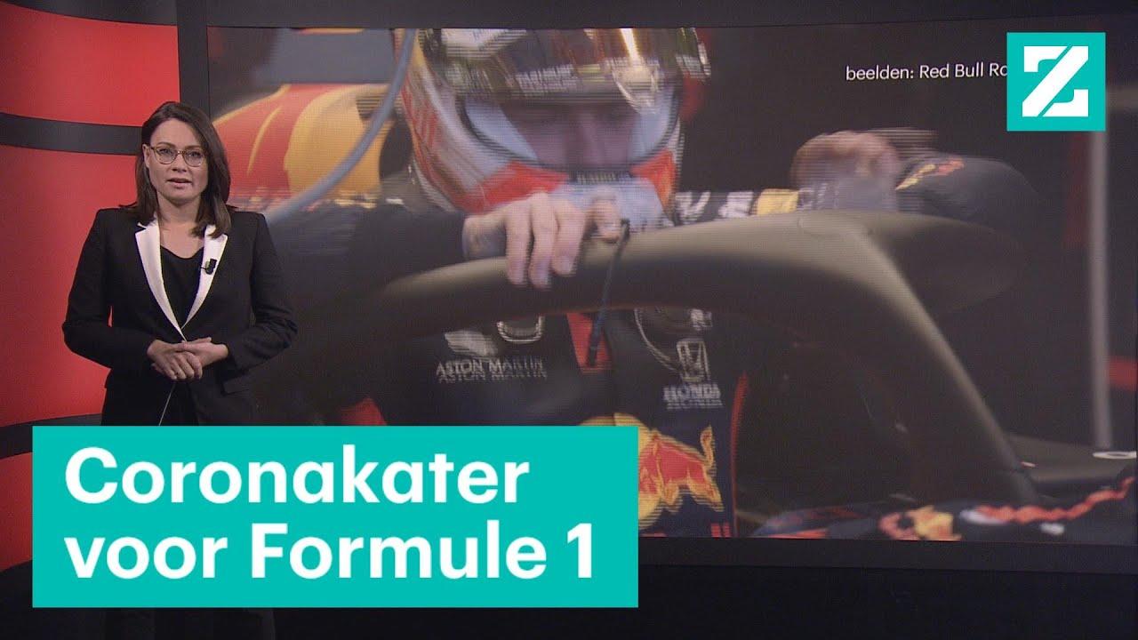 Lege tribunes en maar 8 races: kan de Formule 1 wel geld verdienen in coronatijd? • Z zoekt uit