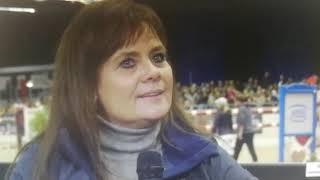 Interwiev med Firkløvers Springakademi ved World Cup Herning Okt.  2018