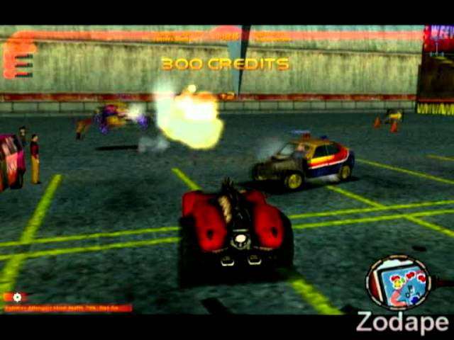 Carmageddon TDR 2000 | Part 1 - The Boulevard