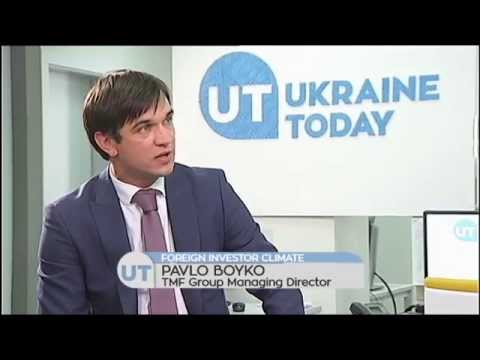 Exclusive Interview: TMF Group Managing Director on foreign investor climate in Ukraine