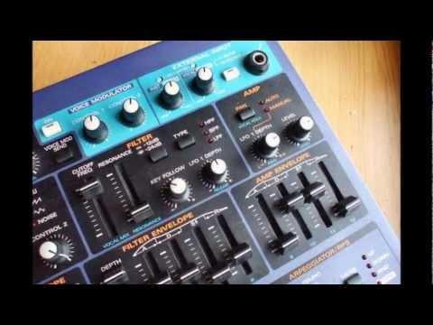 Roland JP-8080 Demo: RS - April Moon