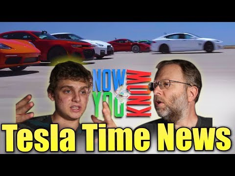 Tesla Time News - Who Wins The World's Greatest Drag Race?