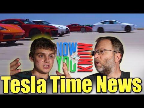 Tesla Time News - Who Wins The World's Greatest Drag Race?