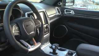 First Look: 2014 Jeep Grand Cherokee SRT