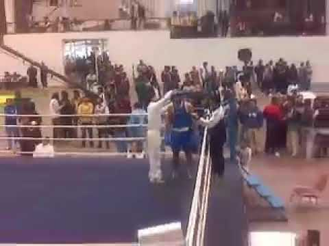 jagroop singh gold cup fight 2011