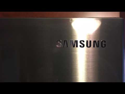 Samsung Fridge  French Door Shelf Removal