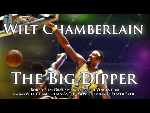 Wilt Chamberlain - The Big Dipper