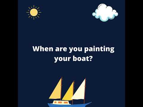 Ready for the yachting season - Seajet Paints & PS Marine Coatings