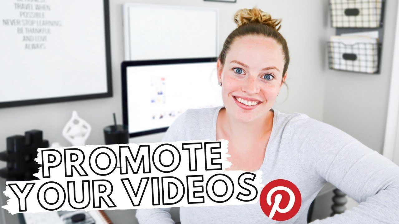 PROMOTING YOUTUBE VIDEOS ON PINTEREST: How I drive traffic to YouTube videos from Pinterest