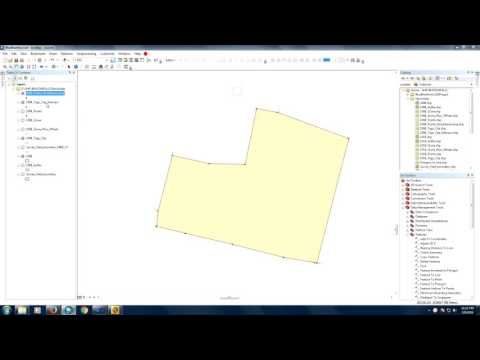 ArcGIS 10.2 - Add XY Coordinates - Add Lat and Long Coordinates to Point Shapefile DBF Table
