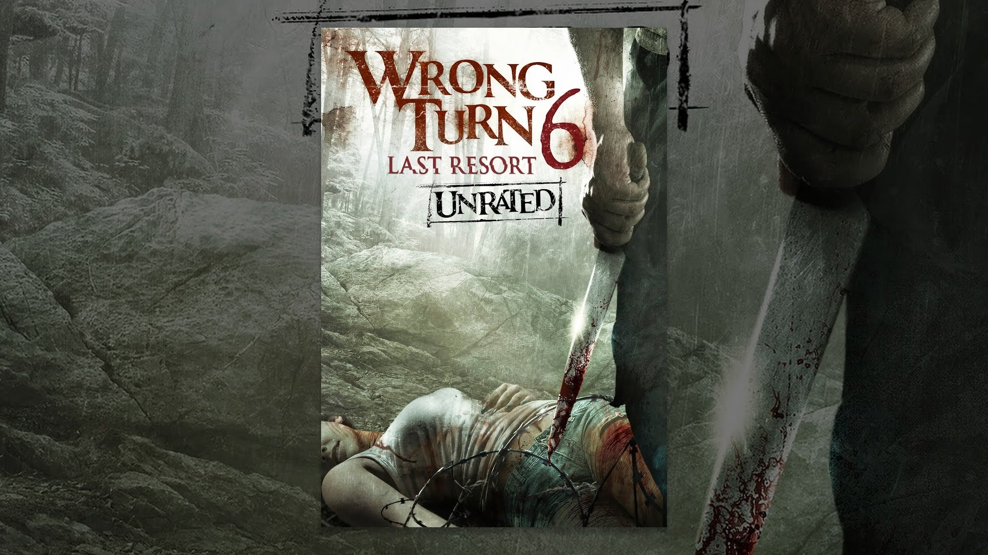Wrong Turn 6: Last Resort Unrated - YouTube