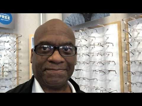 Zennie Abraham / Zennie62 On YouTube's New Look Glasses From America's Best Not Zenni.com