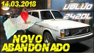 NFS PAYBACK: Localização Novo Abandonado Volvo 242DL [PS4 Pt-Br]