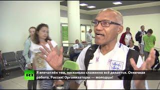 Английский болельщик: События в Марселе совсем не характеризуют российский футбол
