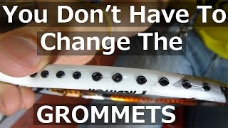 How To Reuse Old Grommets