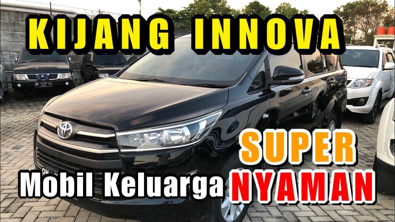 Kijang Innova Mobil Keluarga Super Nyaman