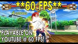 [60 FPS] Dolphin Emulator 4.0-4701 | Zatch Bell! Mamodo Battles [1080p HD] | Nintendo GameCube