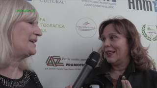 """""""Festival del Corto Tulipani di Seta Nera  2017 """"  Intervista alla doppiatrice IDA SANSONE"""
