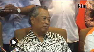 Maybe he is confused, says Muhyiddin on Hadi