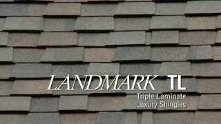 CertainTeed Shingle Applicator's Manual Video #11 - Landmark & Landmark TL Shingles