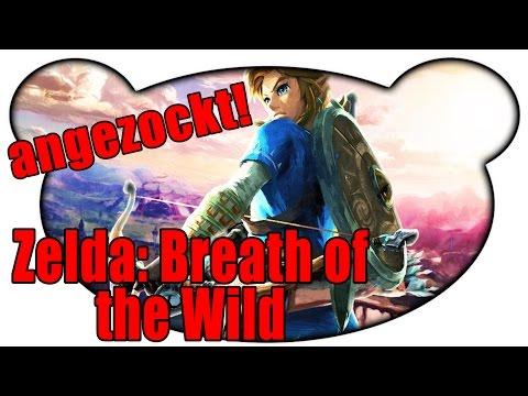 Zelda: Breath of the Wild Nintendo Post-E3 Event in Frankfurt (Vlog)