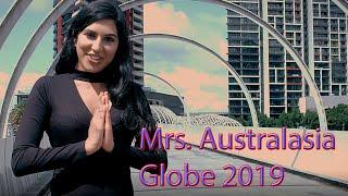 Mrs. Australasia Globe 2019 - Minnie Dhillön