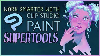 11 Amazing Clip Studio Paint Tools You NEED To Know