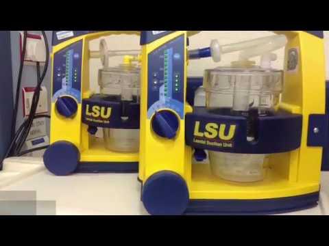 Laerdel Suction Unit/Portable Suction Machine