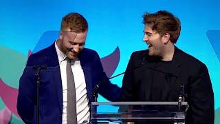shane-ryland-morgan-and-andrew-at-the-11th-annual-shorty-awards-2019